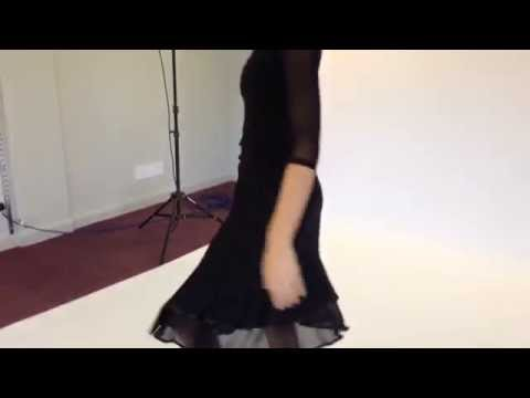 So Danca Double Fluted Ballroom/Latin Skirt