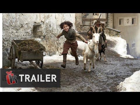 Heidi, děvčátko z hor (2015) - oficiální trailer