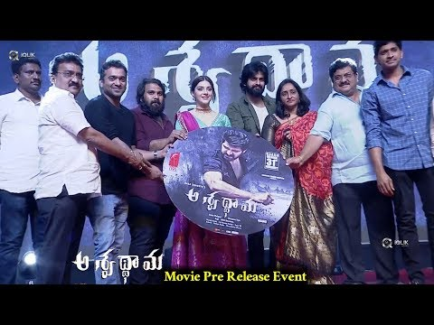 Aswathama-Movie-Pre-Release-Event