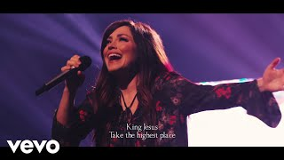 Kari Jobe - Oh The Power (Live/Lyric Video)