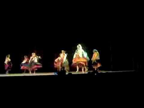 baile cayambeñas (U central ecuador)
