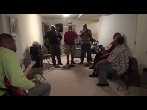 DC Gospel Stars Rehearsing
