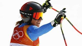 Pyeongchang 2018: oro olimpico per l'italiana Goggia nella discea femminile