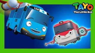 Tayo's adventure in space and Earth defense l Tayo in universe compilation l Tayo the Little Bus