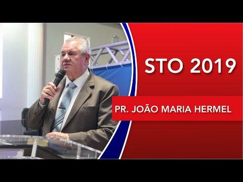 Seminário teológico para obreiros - Pr. João Maria Hermel - P4 - Escatologia - 21 09 2019