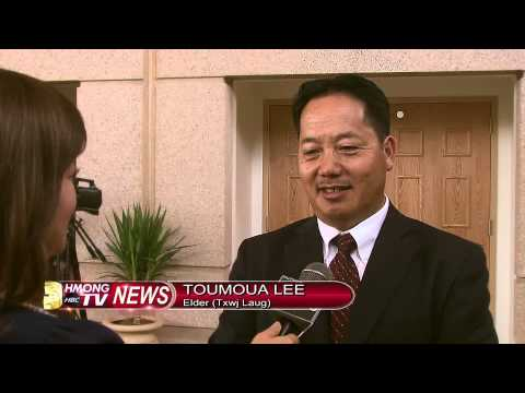 Grand Opening of St. Paul Hmong Alliance Church New Building