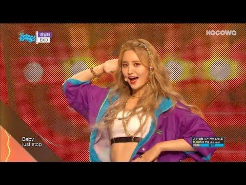 EXID - LadyㅣEXID - 내일해 [Show Music Core Ep 583]
