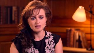 Helena Bonham Carter kisses and HD