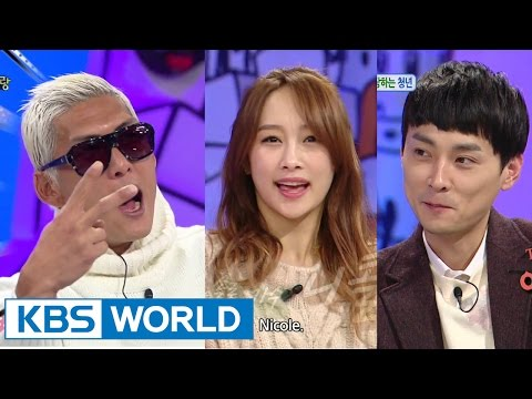 Hello Counselor - Park Junhyeong, Kim Nayoung, Nicole, & Min Gyeonghun (2015.01.19)