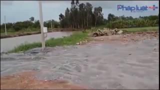Công trình trái phép của Phó Chủ Tịch Tỉnh Kiên Giang: Nguyễn Văn Hôn