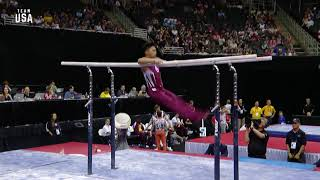Yul Moldauer On Parallell Bars | Champions Series Presented By Xfinity