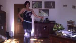 Persian dance choreo- Sassy Mankan  (Vay che ghad mastam man)