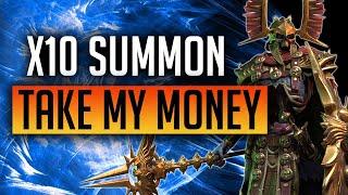 x10 SUMMON 3 TOP TIER VOID LEGENDARIES!   Raid: Shadow Legends