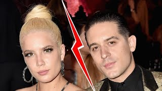 Halsey & G-Eazy SPLIT AGAIN Over Unresolved Past Issues