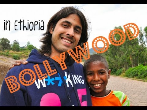 Backpack ME - Bollywood in Lalibela: how Indian movies influence kids in Ethiopia