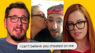 Colt Cheats on Jess with his Mom Debbie | 90 day fiancé