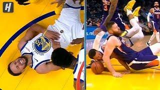 Stephen Curry BROKEN HAND INJURY - Suns vs Warriors | October 30, 2019 | 2019-20 NBA Season