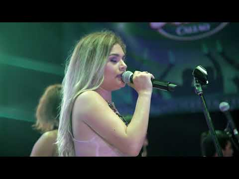 Lesly Aguila Deleitando su Mix Pintura Roja en CORAZON SERRANO 2018