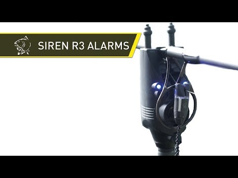 video Nash Siren R3 Bite Alarm