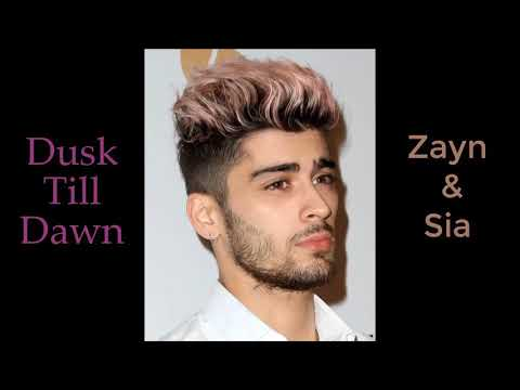 ZAYN - Dusk Till Dawn ft. Sia (Lyrics / Lyric Video) 🔥🔥 Pop | Radio Edit | 2017 | HD |