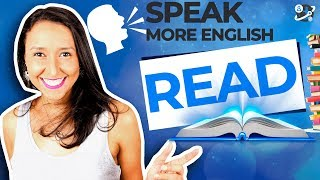 Reading in English| How to READ in English - 3 STEPS