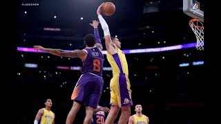 Lakers Fly Past the Suns, First Class!! Live recap with DTLF!