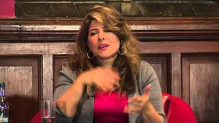 Naomi Wolf - Separating Valid Criticism of Israel from Anti-Semitism
