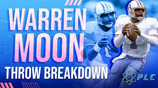 Performance Labs: Warren Moon Throwing Breakdown