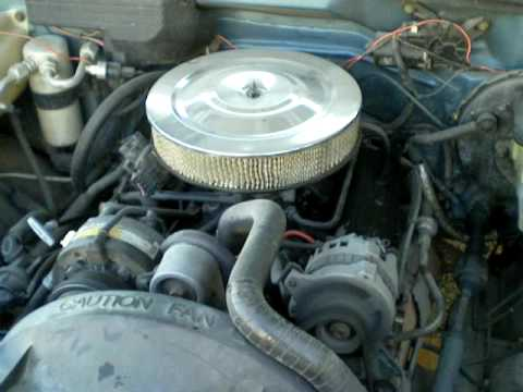 350 ci 5 7 litre engine 1988 chevy truck youtube