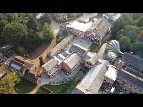 Video: BOMBAY SAPPHIRE® Distillery at Laverstoke Mill Receives 2014 BREEAM Industrial Award