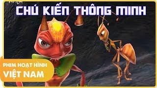 Chú Kiến Thông Minh | Phim Hoạt Hình Việt Nam Hay Nhất 2018 | Haojt Hình 3D