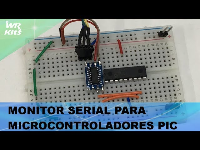MONITOR SERIAL PARA MICROCONTROLADORES PIC