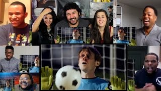Top Soccer Shootout Ever With Scott Sterling Reaction Mashup