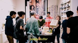 Yeezy Boost 350 Butter Indonesia - Our Daily Dose, Senayan City