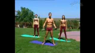 Даниел Петров йога комплекс - Йога за всички (част 1)