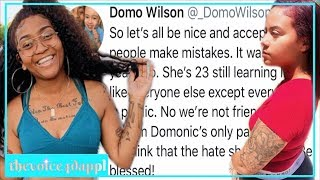 Domo Wilson Says Crissy Lost In Court & talks about their relationship moving forward
