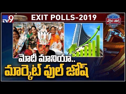 Exit Polls impact on Stock market