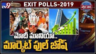 Exit Polls impact on Stock market..