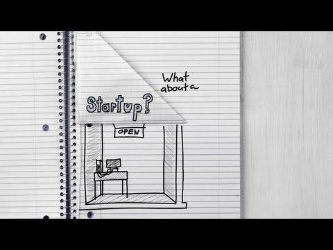 Start @ a Startup