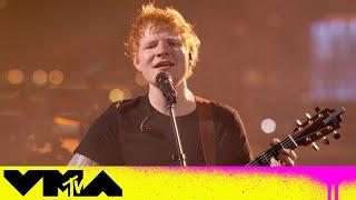 "Ed Sheeran Performs ""Perfect"" | 2021 Video Music Awards"