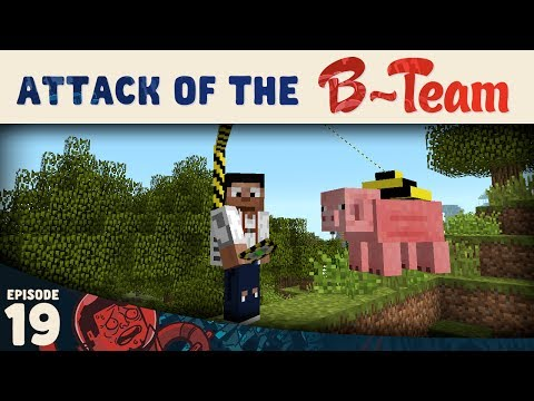 Minecraft :: Crane Power! :: Attack of the B-Team E19 thumbnail