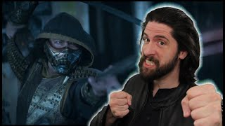 Mortal Kombat - Official Trailer (My Thoughts)