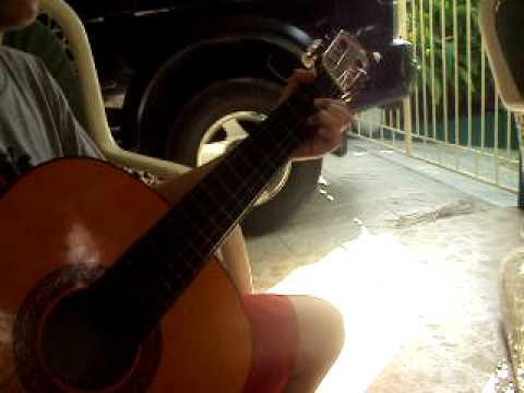 yo tengo tu love con guitarra