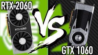 NVIDIA RTX 2060 Vs GTX 1060 Time To Upgrade?