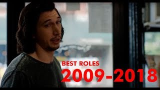 Adam Driver EVOLUTION - Best Roles 2009/2018
