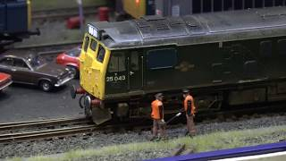 The National Festival of Railway Modelling 2018 - Part 3