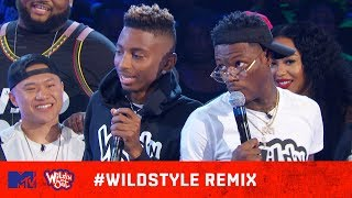 DC Young Fly & Funny Mike Take Down Bobb'e J. & Lil' JJ 🔥 | Wild 'N Out | #WildstyleREMIX