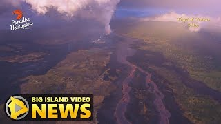Hawaii Volcano Eruption Update - Friday Morning (July 6, 2018)