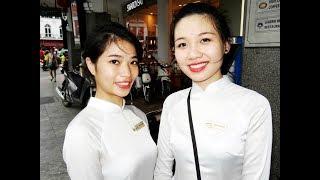 VITNAM, VIETNAMESE STREET FOOD, HANOI CITY, VIETNAM TRAVEL, CRAZY TRAFFIC IN VIETNAM, CROSSING ROAD