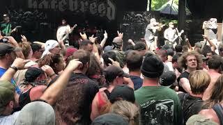 HATEBREED Full Set 7/16/17 LIVE